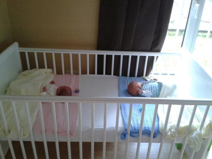 twins cot use