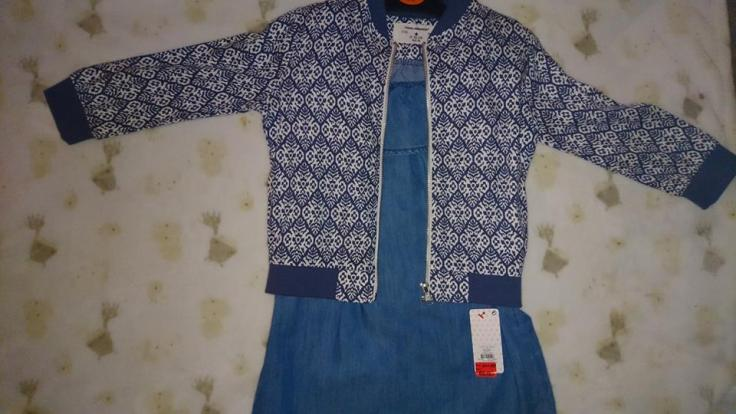 dress and coat penneys frill
