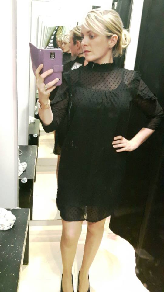 23rd blog black net dress penneys.jpg