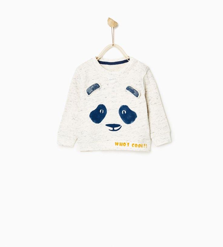 23rd zara sweatshirt