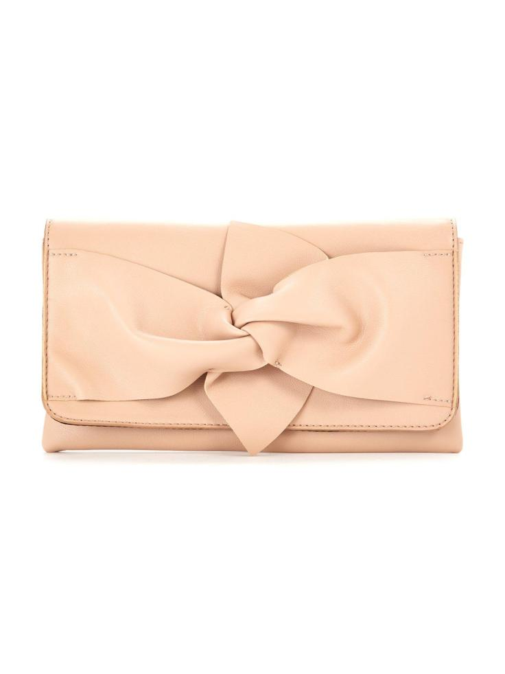 blog 30th pink knot clutch 17euro