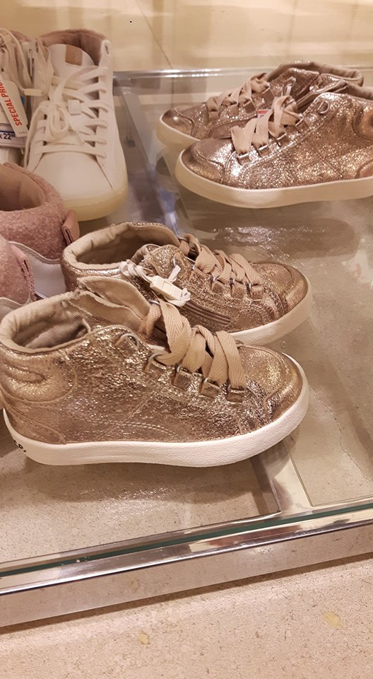14th girls zarashiny boots