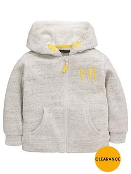 11th boy hoodie borg lined 15euro