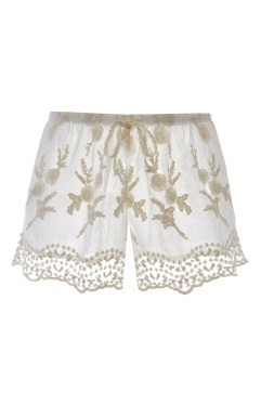 11th floral shorts