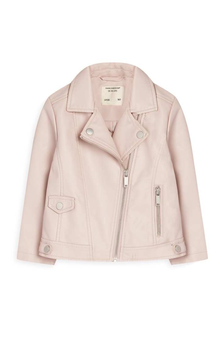 11th penneys younger girls biker jacket
