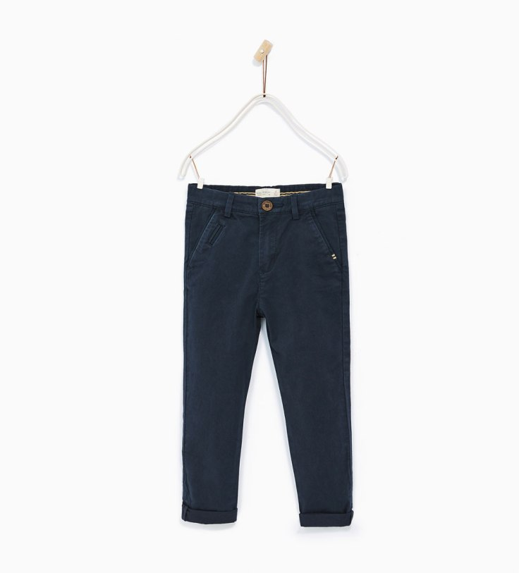 25th zara chinos boys 5.99
