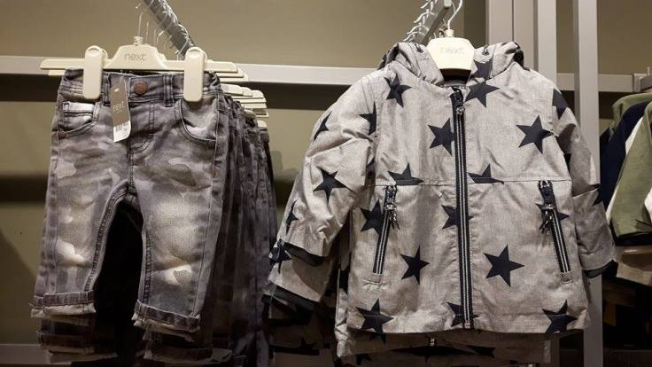 31st boys next star jacket and jeans