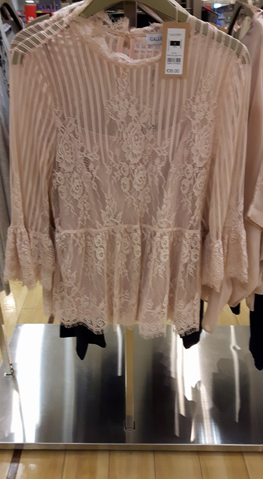 5th dunnes blouse