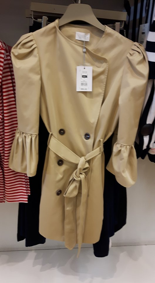 5th dunnes coat