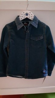 28th mothercare denim shirt