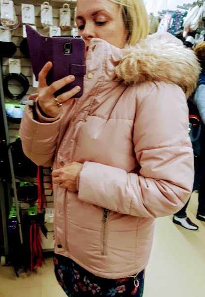 13th Tesco coat