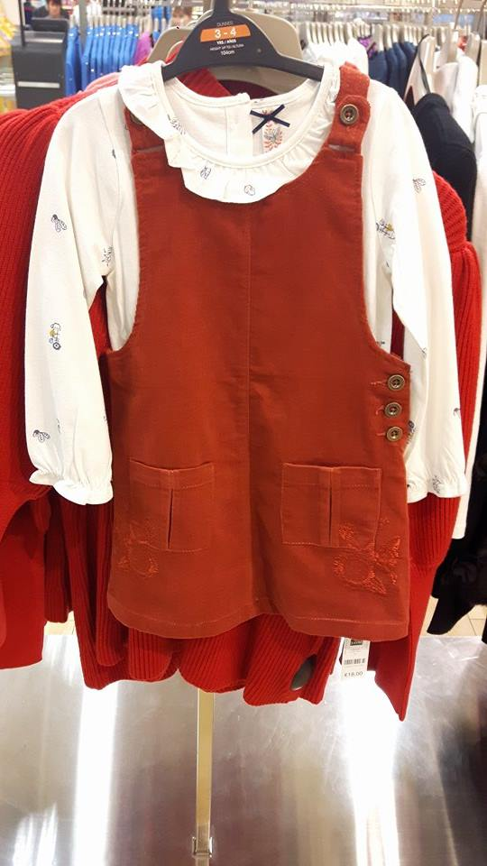 6th dunnes pinafore