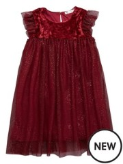 velour littlewoods dress