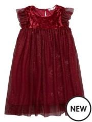 velour littlewoods dress