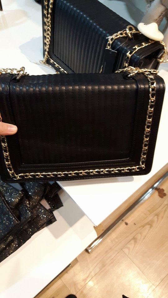 dp bag black