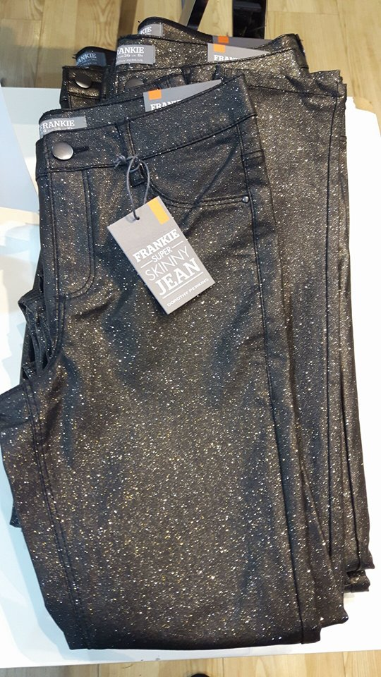 dp sparkly jeans
