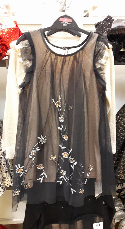 dunnes black party dress.jpg