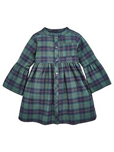 lwoods girls tartan dress