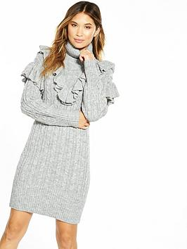 lwoods jumper dress