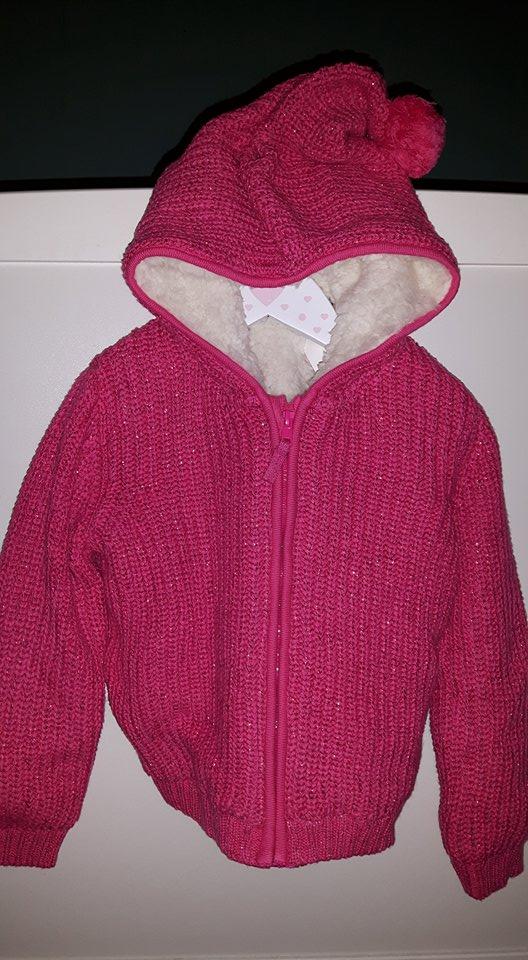 ms hoodie pink