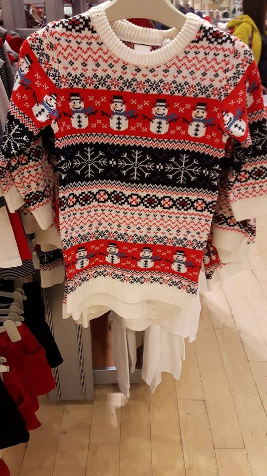 next girls christmas dress