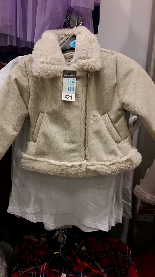 penneys girls coat