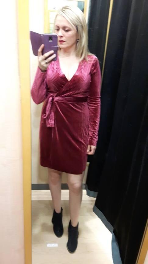 wine dress 3