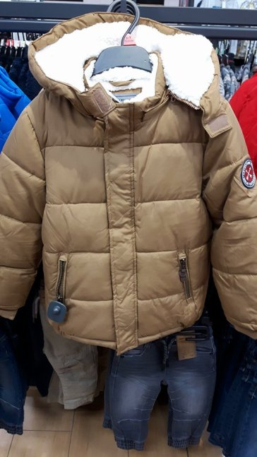 tesco kakhi coat