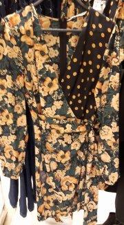 zara floral spotty