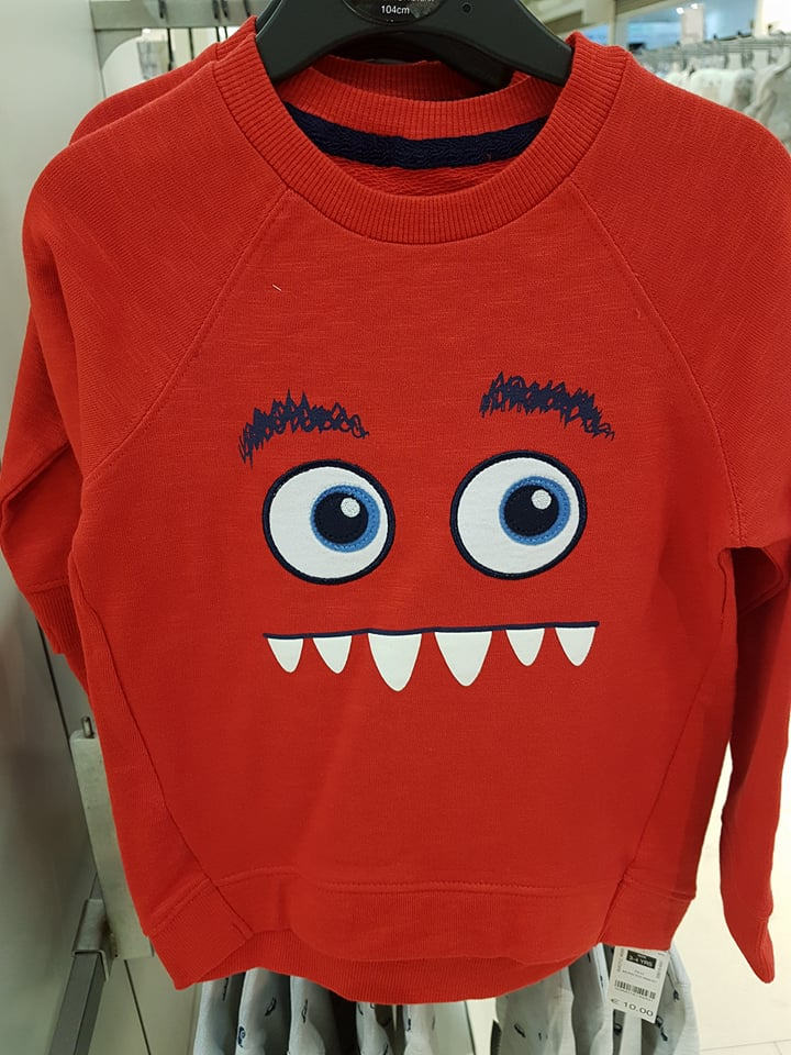 teeth jumper