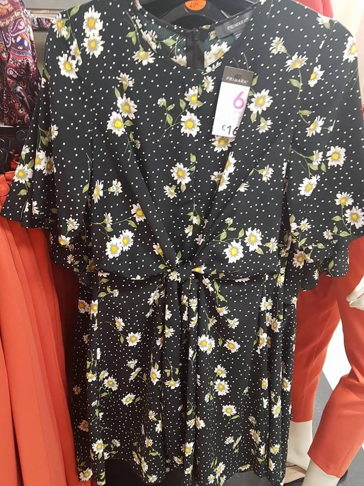 daisy dress