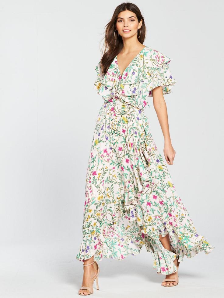 floral v very