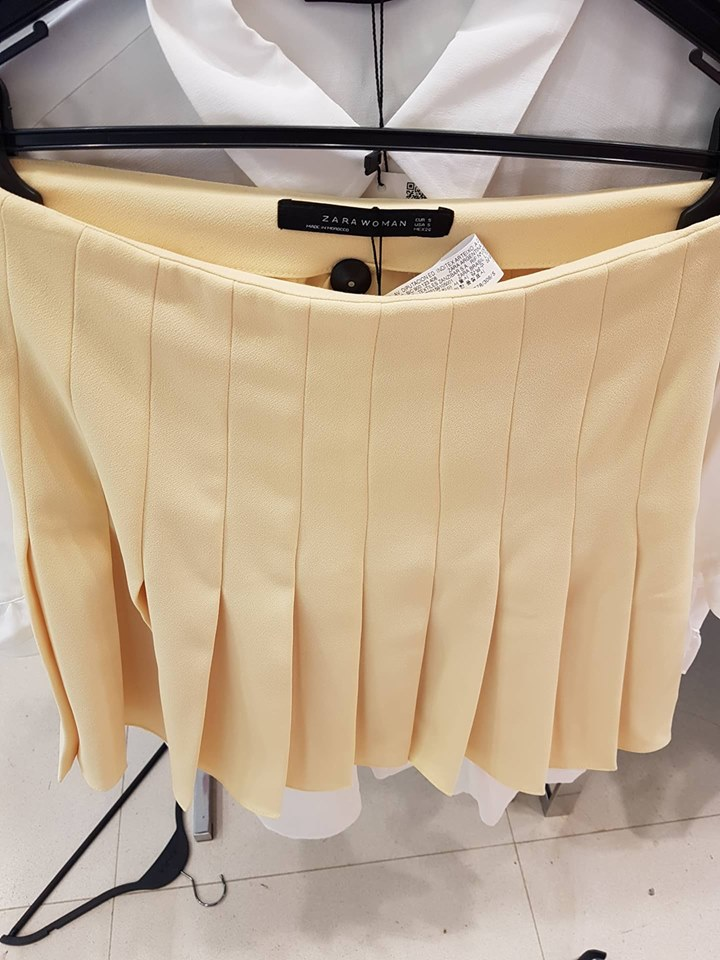 lemon pleat