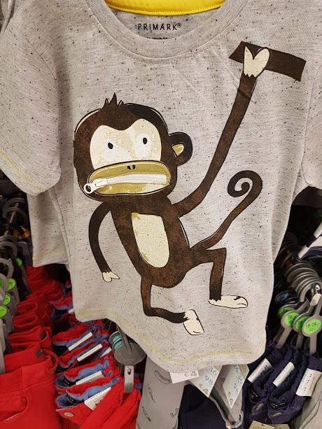 monkey t
