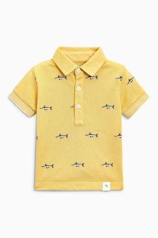 yellow t