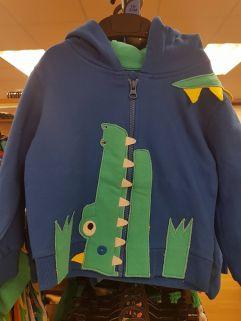 croc hoodie