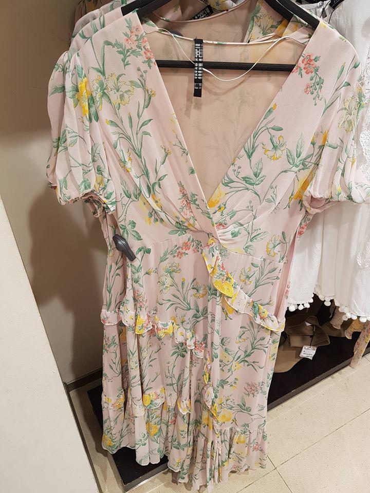 frill dress 111