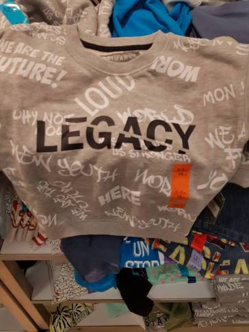 legacy jumper