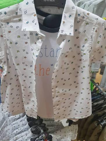 star shirt.