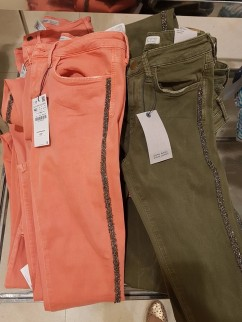 zara colours