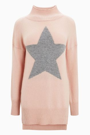 star knit dress.